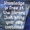 Library - free know.