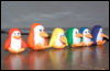 Pride Penguins