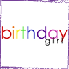 Stock - Birthday Girl
