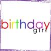 Stock - Birthday Girl