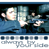 tinkabell007: spn - always by your side