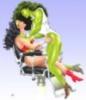 She-Hulk Dyke
