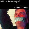 will bondage