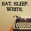 Writing lifestyle