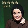 !christine (da da da da dum), !random (da da da da dum), !everyday (da da da da dum), !broadway (grey gardens), da da da da dum