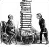 book wheelbarrow