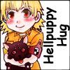 darkslover: Hellpuppy Hug