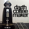 :): darth coffee maker