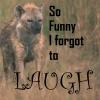 not_funny, hyena