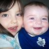Hannah and Wyatt