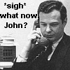 What now John?