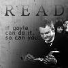 goyle reading