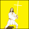 Threadless - Jesus