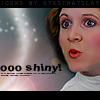 Barbara: Oo Shiny Leia SW