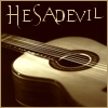 hesadevil guitar