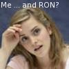 madderbrad: Me ... and RON?