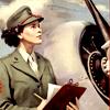 WWII Lady marine