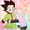 what you were then i am today: HxH - I THINK I LUV U