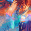 what you were then i am today: FFX - Yuna dances