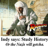 Indy Says Study History