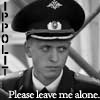 Ippolit Zosimovich Rakitin: black and white