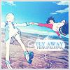 eureka seven fly away