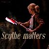 Buffy -Scythe matters