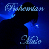 BohemianMuse Blue Shadow