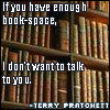 Ellen: book space