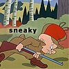 Barbara: Sneaky Elmer