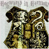 Hogwarts in Harmony Hourglasses