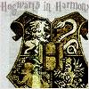 Hogwarts in Harmony Hourglasses
