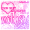 [text] mothers love pink