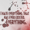 SUPERMULLET™: Random: HATE EVERYTHING