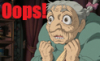 Tsukihime: oops
