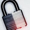 [lock] ; key secret