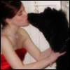 kiss poodle mwaz lily red dress chloe