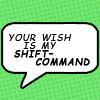 text vm wish