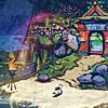 Okami rainbow temple