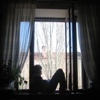 окно и я