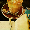 Port: coffee and books