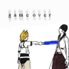 Game Over Roxas and Seifer