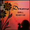 dreams never die