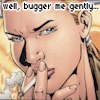 bugger me gently