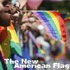 Gay: American Flag