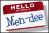 Men-dee