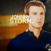 Sam: F4 - Johnny Storm