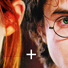 a harry/ginny icontest