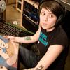 Music: Tegan: picture & headphones