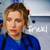 Ash: Scrubs - Elliot:Frick